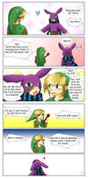 Mishaps of Link Roommate Ravio