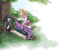 Ricken and Maribelle