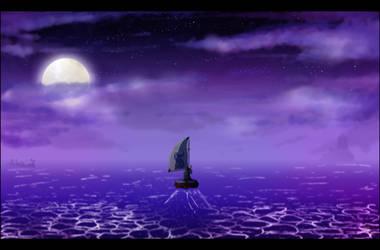 Nighttime Sailing