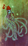 Homeless Squid by diogenes
