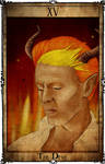Bowie Tarot Collection - XV - The Devil