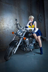 Sailor Uranus.