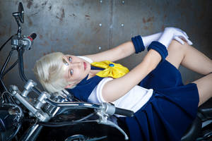 Sailor Uranus. by LadaSever