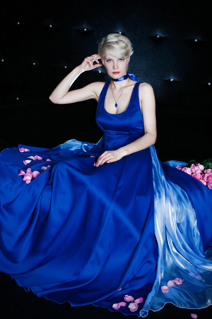 Princess Uranus. by LadaSever