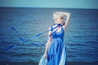Princess Uranus cosplay. by LadaSever