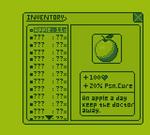 Inventory UI