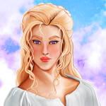 Daenerys Targaryen - Fan Art Game of Thrones by henryjbarre