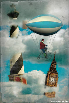 Ride my zeppelin