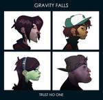 Gravity Falls - Demon Days