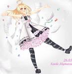 Happy Birthday Kaede Akamatsu! (NDRV3)