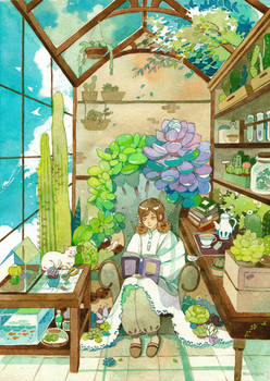 Her Greenhouse