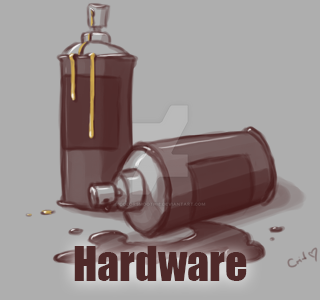 Hardware by Colorsmoothie
