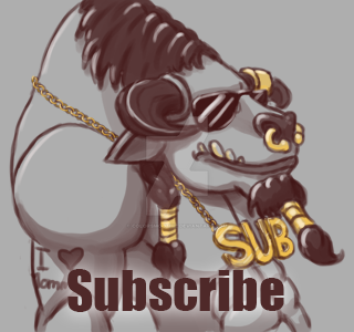 Subscribe by Colorsmoothie