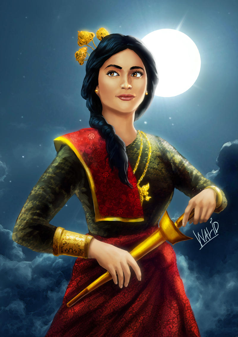 Tun Fatimah by walid3