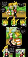 Pokemon - Lost in Translation by chensterrain