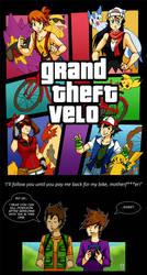Pokemon - Grand Theft Velo