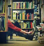 Lost memories, found books
