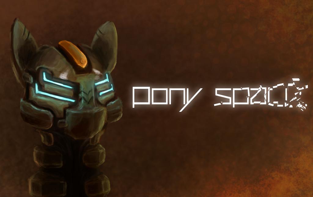 Pony Space by IFoldBooks