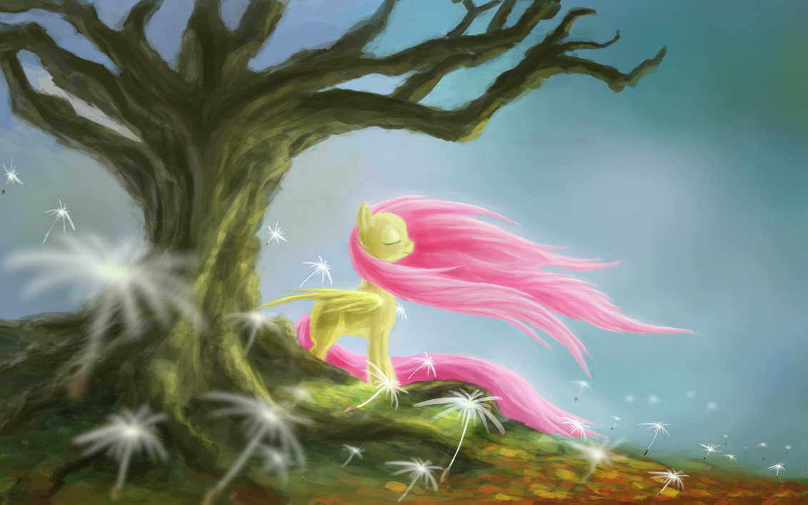 The Fluttershy Effect by IFoldBooks