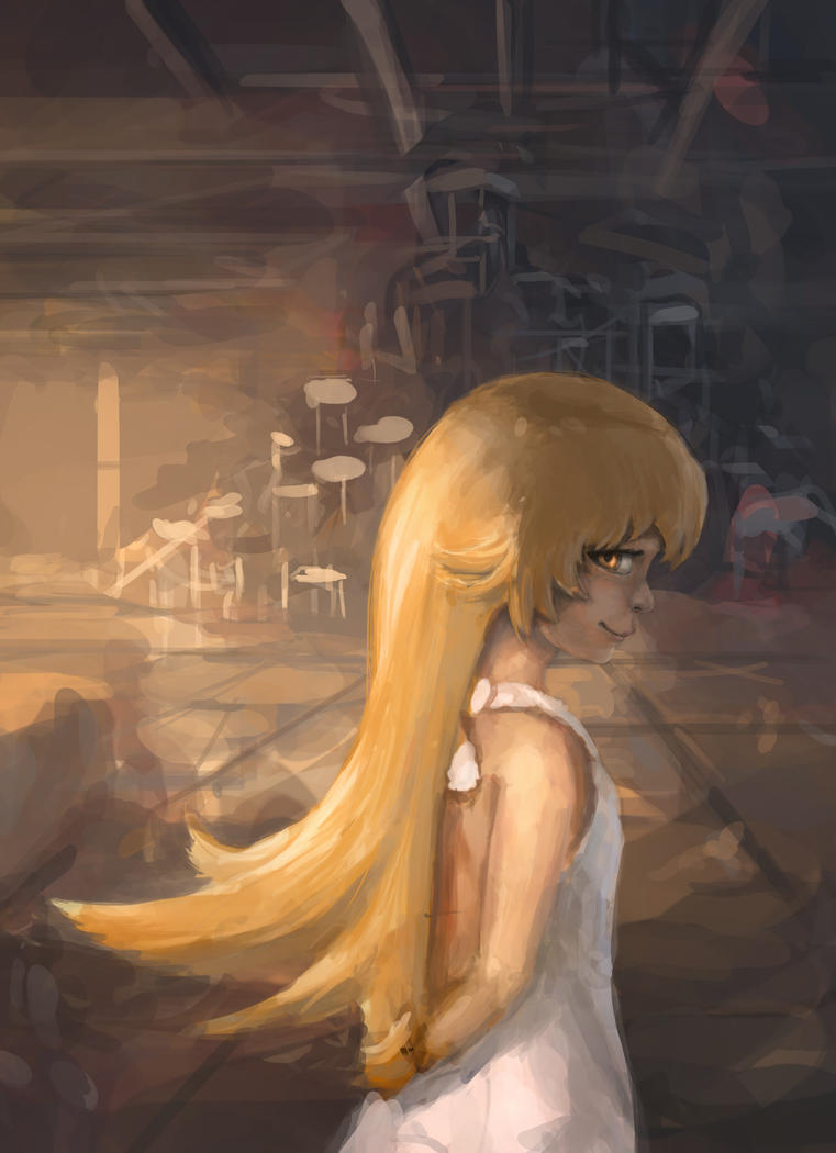 quick shinobu by IFoldBooks