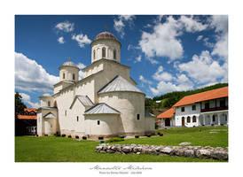 Manastir Mileseva by godislove
