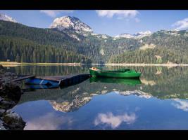 Crno jezero III by godislove