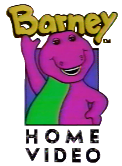 Barney Home Video Logo (1992 -1995) By Brent29 On DeviantArt