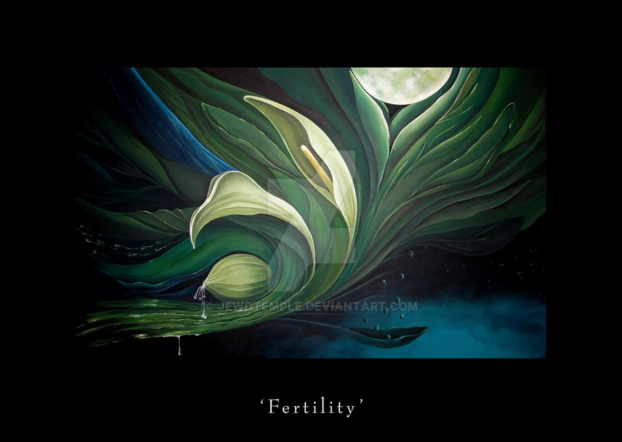 Fertility by jewdtemple
