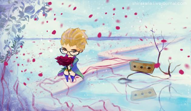 Commission: Le Petit Prince by raira-8 on DeviantArt