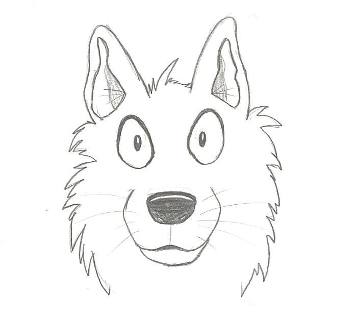 gabu the wolf by sylviene on deviantart