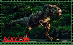Rexy Stamp by WOLFBLADE111