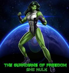 TGoF Poster 44: She Hulk
