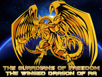 TGoF Poster 50: The Winged Dragon of Ra