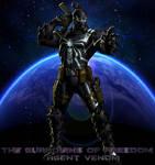 TGoF Poster 52: Agent Venom