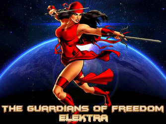 TGoF Poster 335: Elektra by WOLFBLADE111
