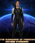 TGoF Poster 371: Katniss Everdeen