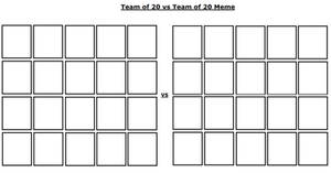 Team vs Team Meme 2