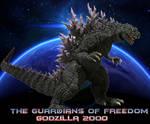 TGoF Poster 486: Godzilla 2000