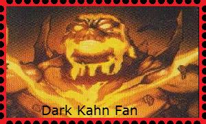 Dark Kahn Fan by WOLFBLADE111