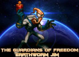 TGoF Poster 555: Earthworm Jim