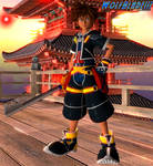 The Destined Keyblade Master.