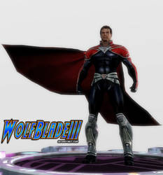 The Last Son of Krypton.