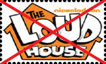 Anti Loud House Stamp. by WOLFBLADE111