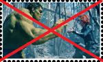 Anti HulkWidow Stamp by WOLFBLADE111