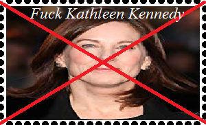 Anti Kathleen Kennedy Stamp