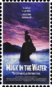 Magic in The Water Stamp