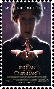 Indian in The Cupboard Stamp