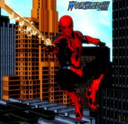 Spider-Man by WOLFBLADE111