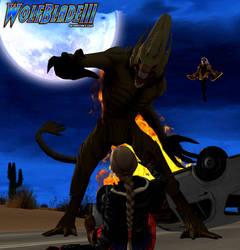 N'Garai Demon by WOLFBLADE111