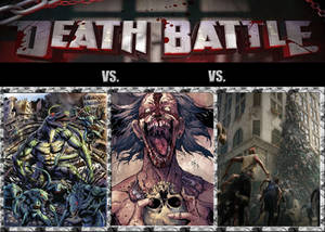 Death Battle: To The Victor Go The Remains